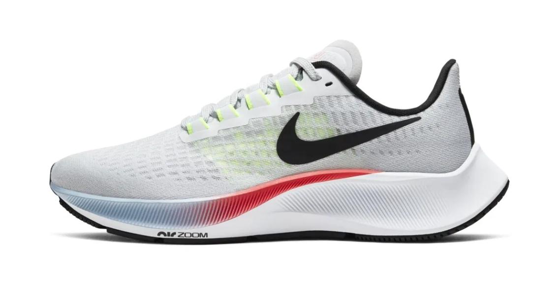 Así es las Nike Zoom Pegasus 37. Ya a la venta