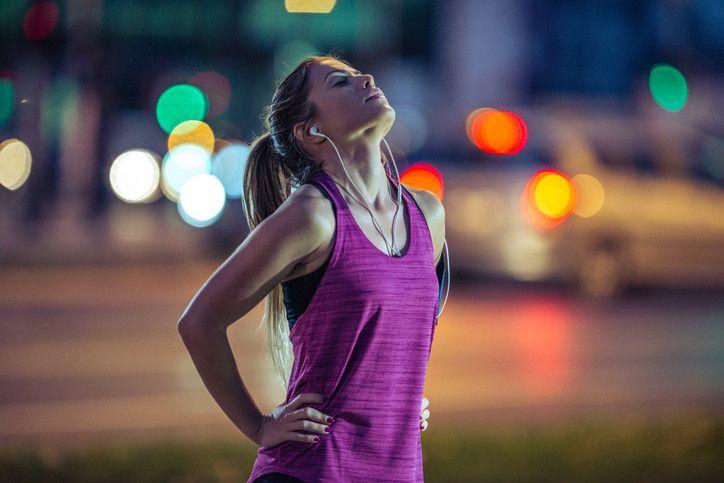 ¿Cómo respirar al correr?