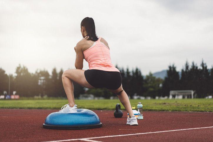 Claves para entrenamiento de fuerza en corredores