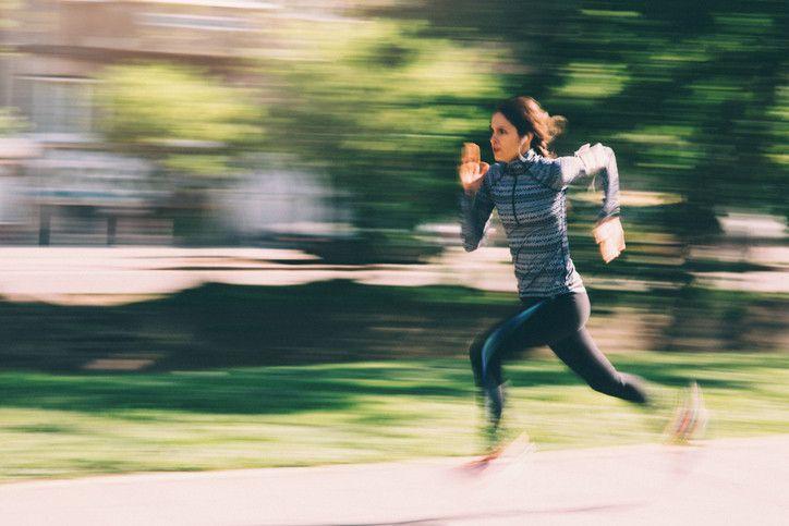 Cómo entrenar tu velocidad por fases