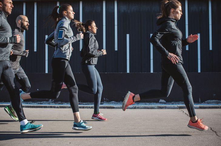 ¿Cómo cambia mi ritmo de carrera?