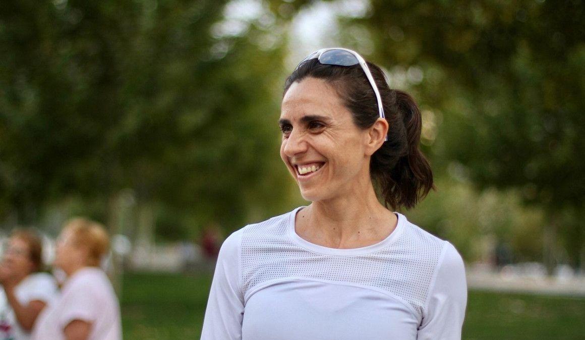"""""""Intento ayudar a las personas para que sean más felices"""", nos cuenta Nuria Fernández"""