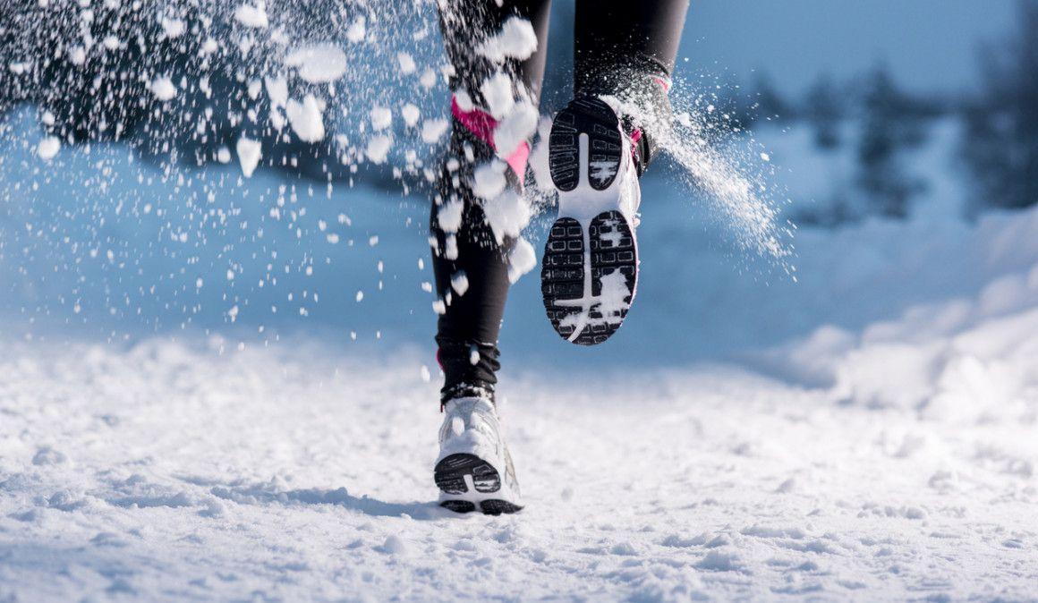 Calcetines de running para evitar los pies fríos