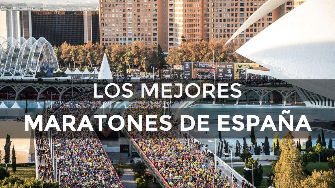 Los mejores maratones de España en 2018