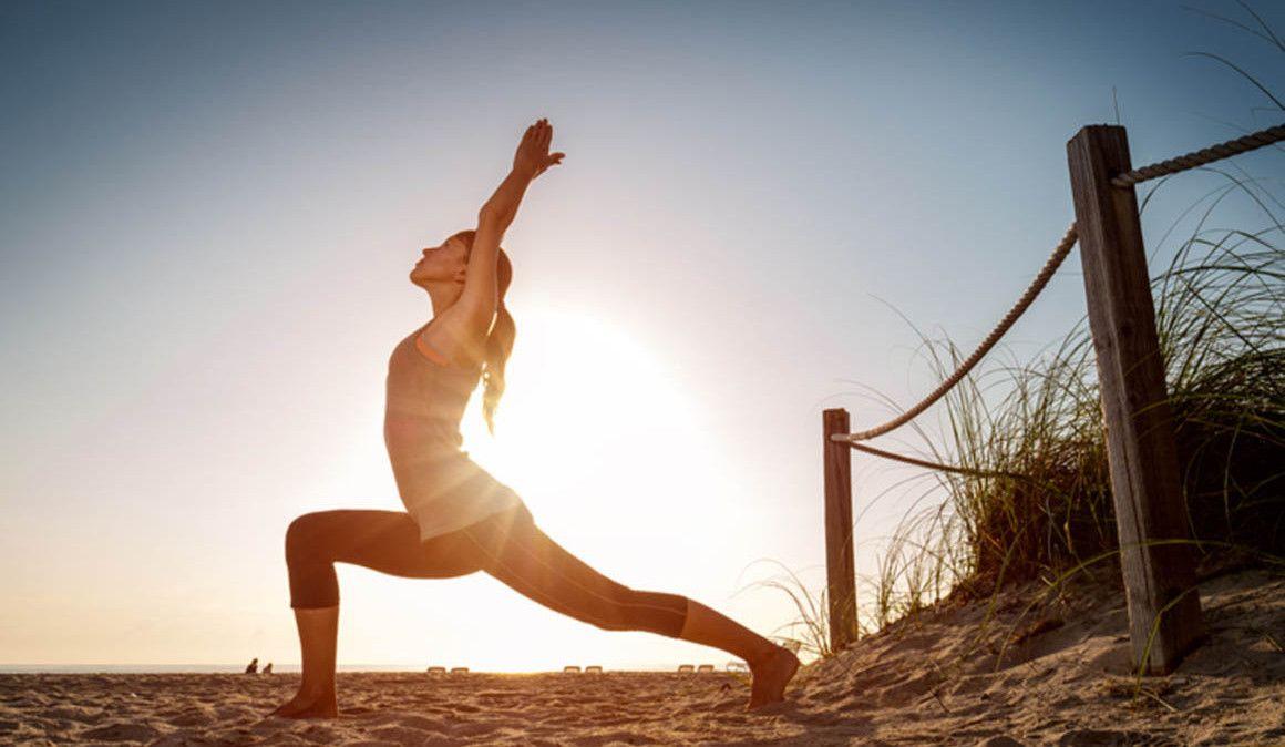 10 razones para hacer yoga cuando corres
