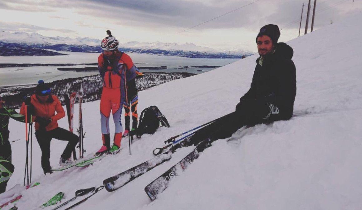 Nueva gesta de Kilian Jornet: 23.486 m D+ en 24h (esquiando)