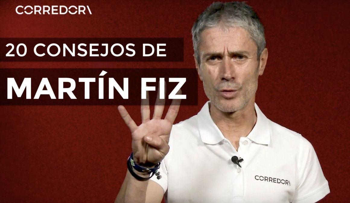 VÍDEO | 20 Consejos de Martín Fiz
