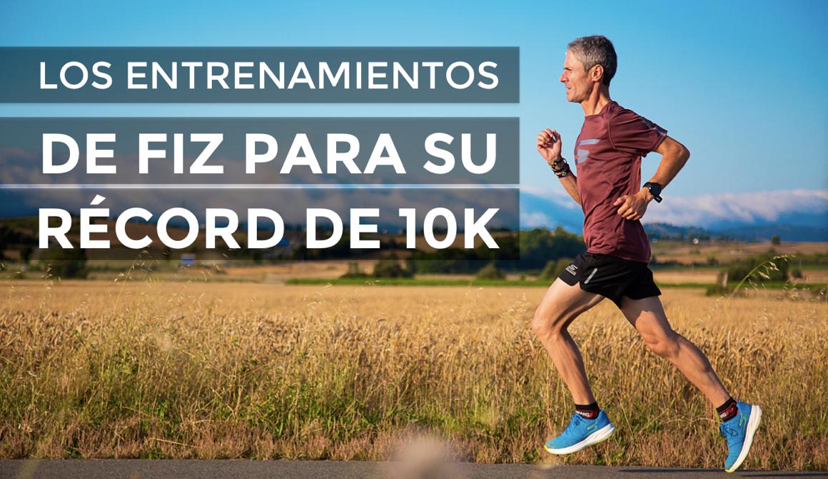 45e08c5479d5e Premium Los entrenamientos de Martín Fiz para su récord del mundo de 10K