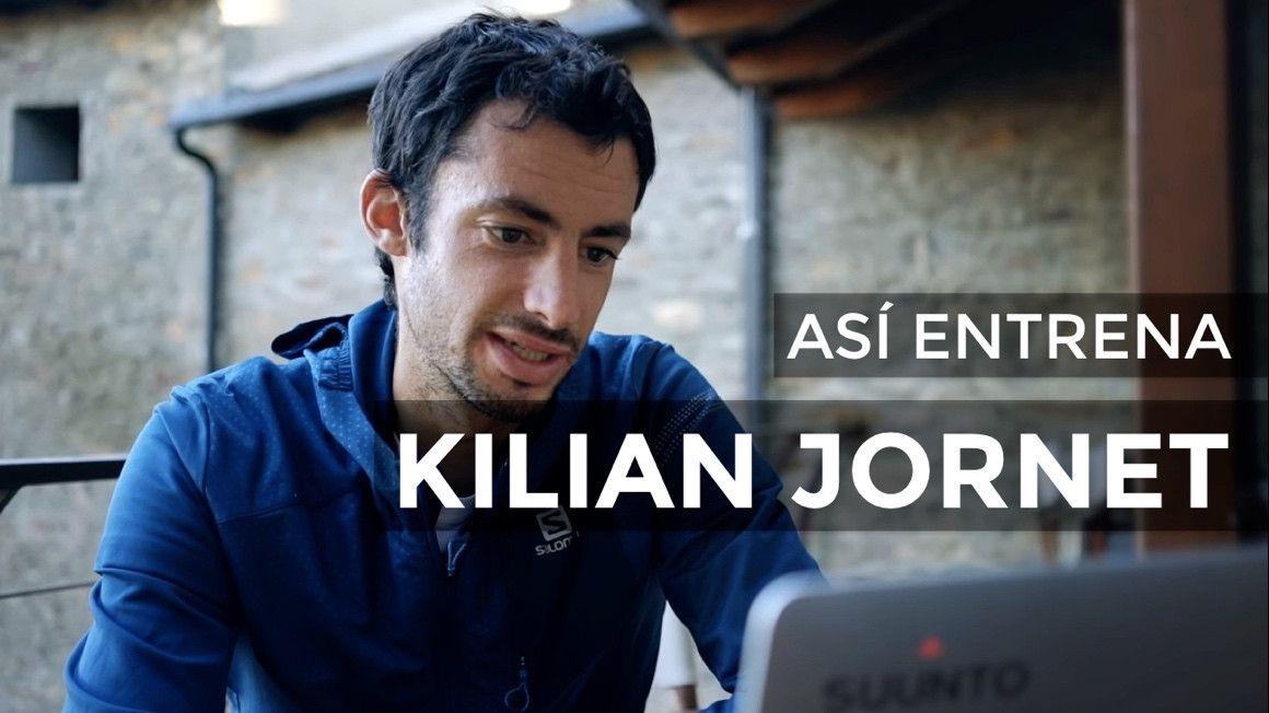 VÍDEO | ¿Cómo entrena Kilian Jornet?