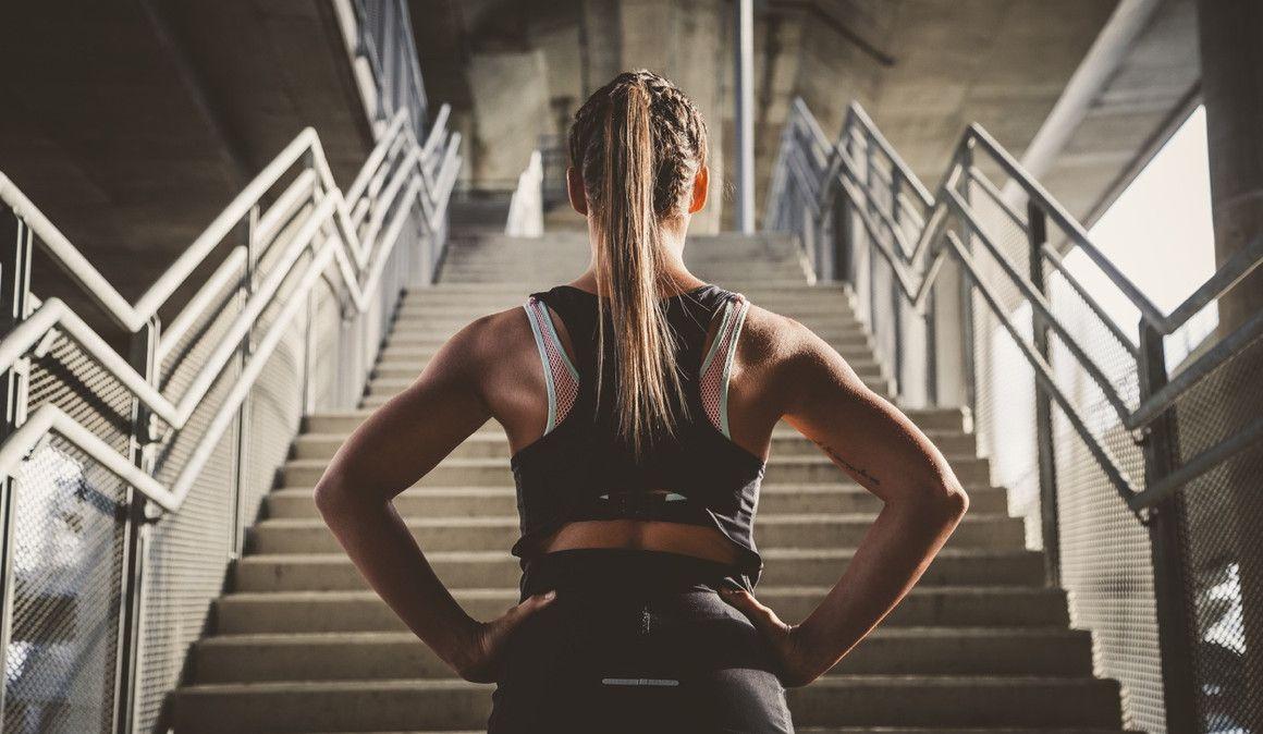 Cuatro entrenamientos con escaleras para ser mejor corredor