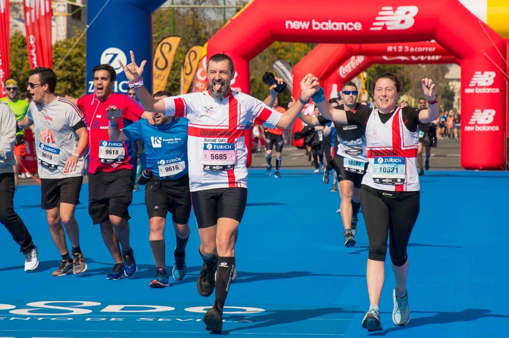 Zurich Maratón de Sevilla 2019