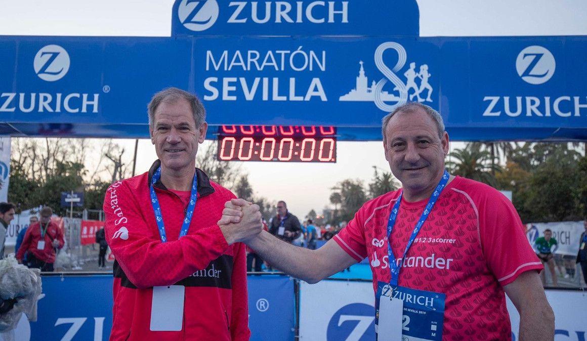 """Fermín Cacho: """"Este año me he vencido a mí mismo; el año que viene ganaré al maratón"""""""