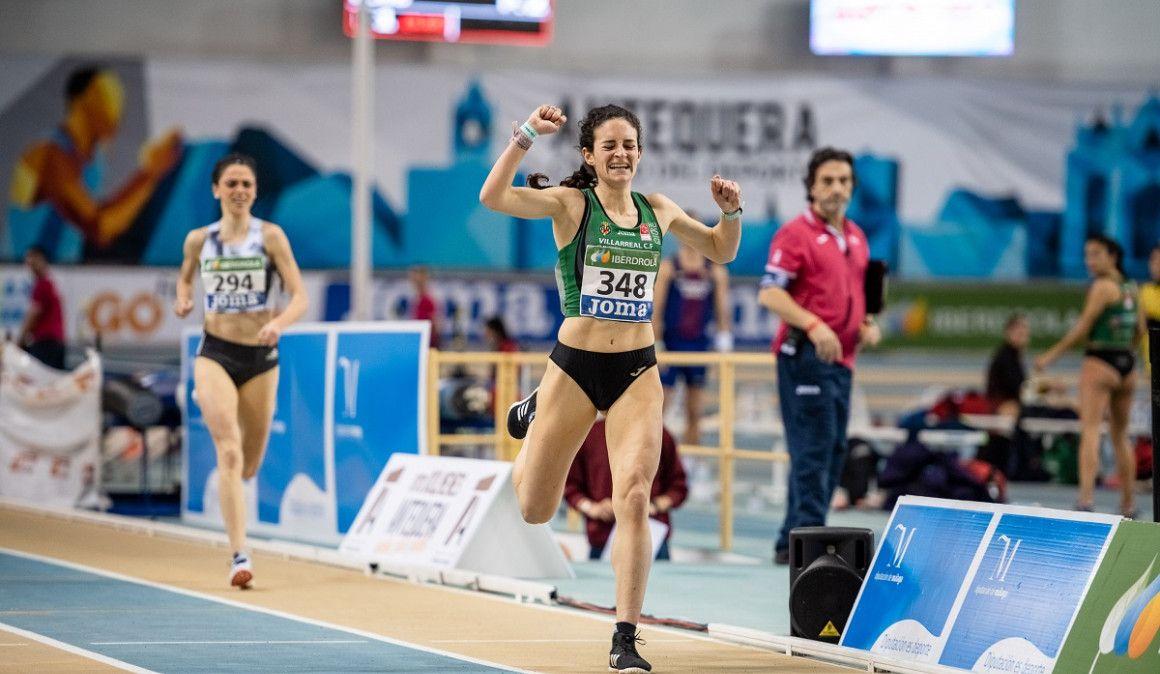 """""""Todos los médicos me llegaron a recomendar que dejara el atletismo"""",  nos cuenta la atleta Cristina Espejo"""