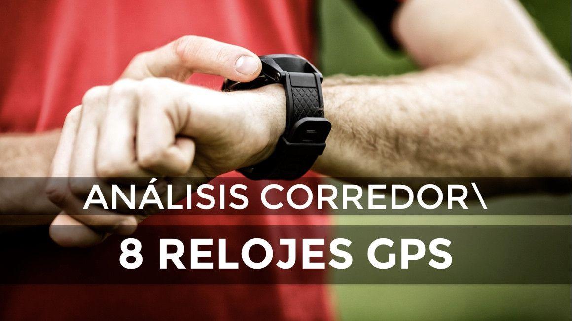 8 GPS para corredores