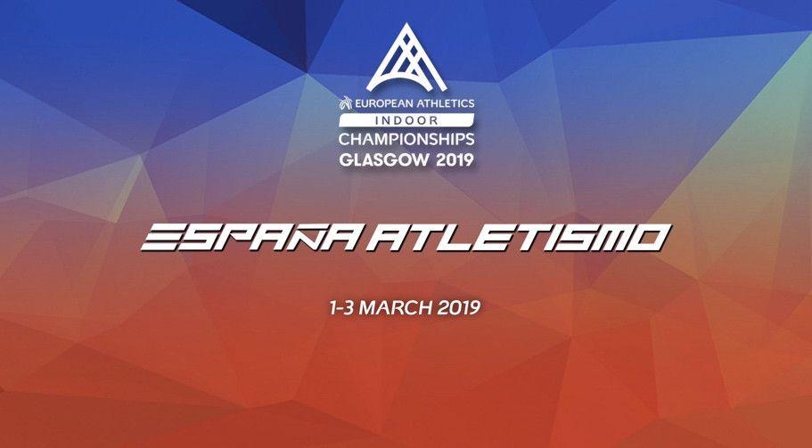 Esta es la selección española para el Campeonato de Europa de Glasgow 2019