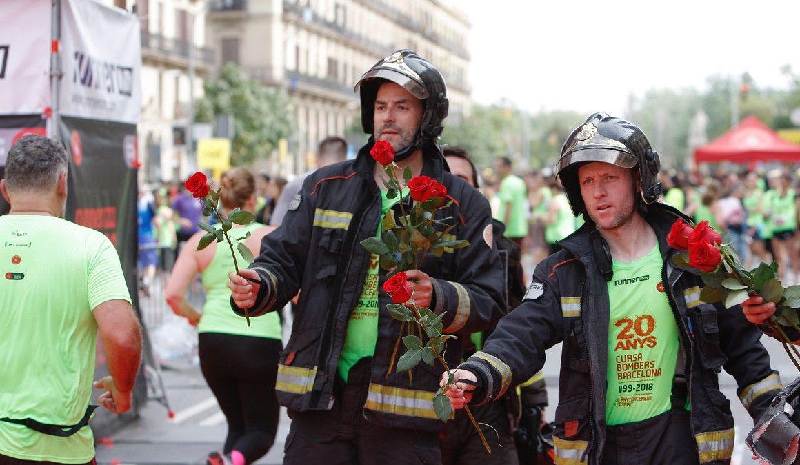 La Cursa Bombers de Barcelona cambia de fecha al 27 de octubre