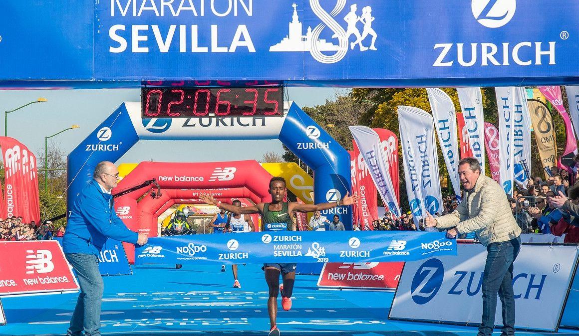El Maratón de Sevilla 2020 será el 23 de febrero y este lunes se abren inscripciones