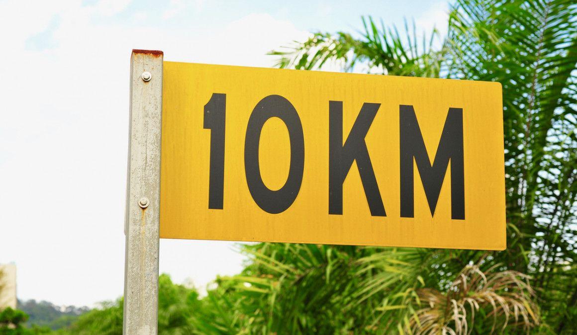 Plan de entrenamiento para mejorar tu marca en 10 kilómetros