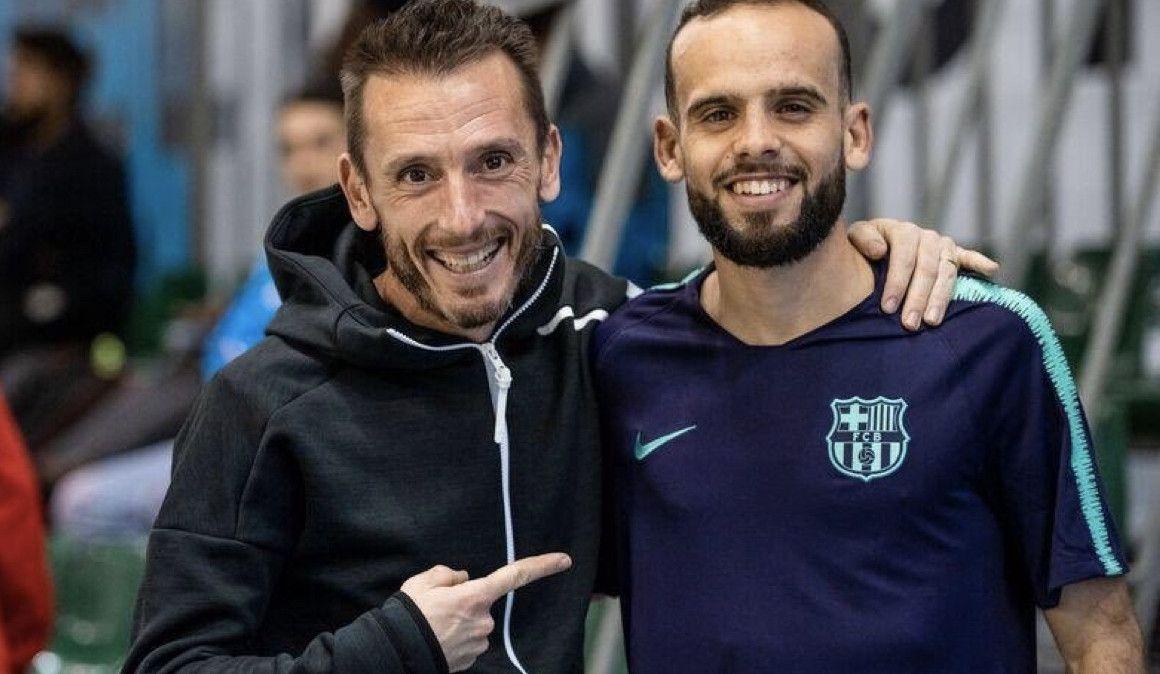 """Carles Castillejo: """"Si la semifinal sale rápida, Artur Bossy debe correr como si fuera un meeting, con el objetivo de hacer marca personal"""""""