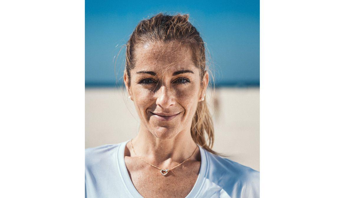Marta Guerrero, la supermamá de 6 hijos que atravesó el desierto de Dubai a Omán en 4 días, #mujeresqueinspiran