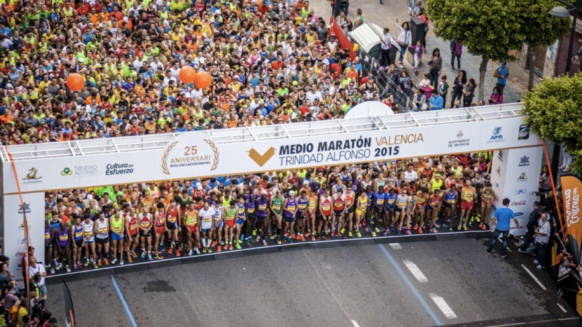 5 consejos para preparar una media maratón