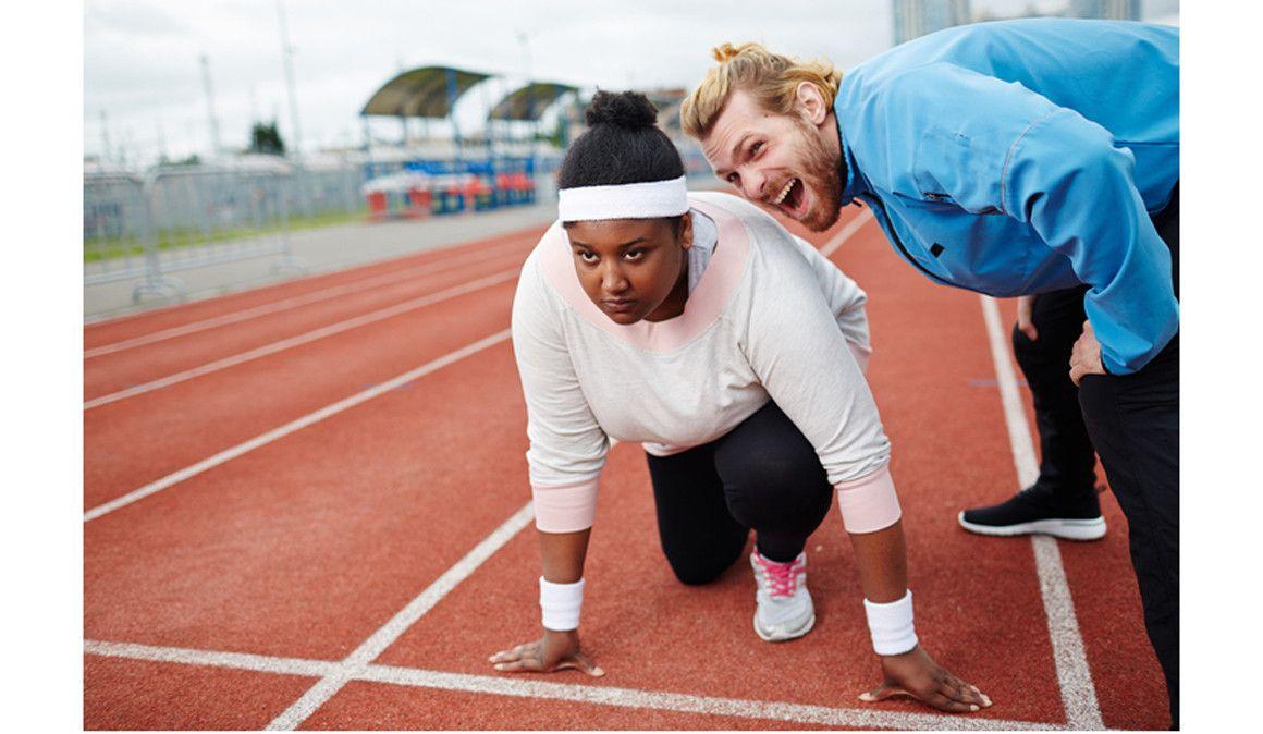 Los corredores más lentos son los que más se benefician de las mejoras en atletismo