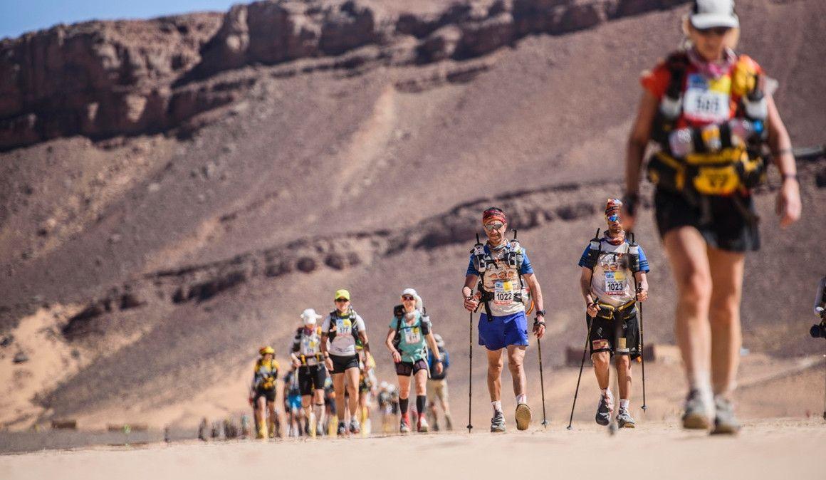 Cuenta atrás para una nueva edición del Marathon des Sables