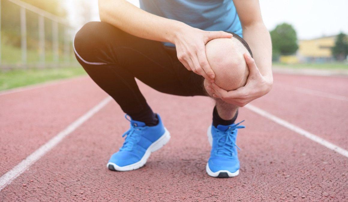 me duelen las rodillas al correr que hago