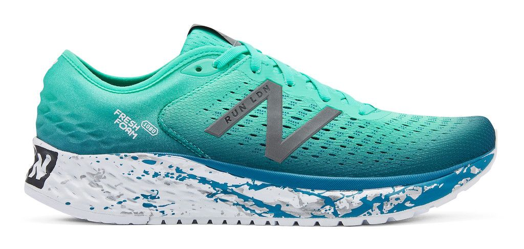NOVEDAD I New Balance Fresh Foam 1080v9  London Marathon Edition