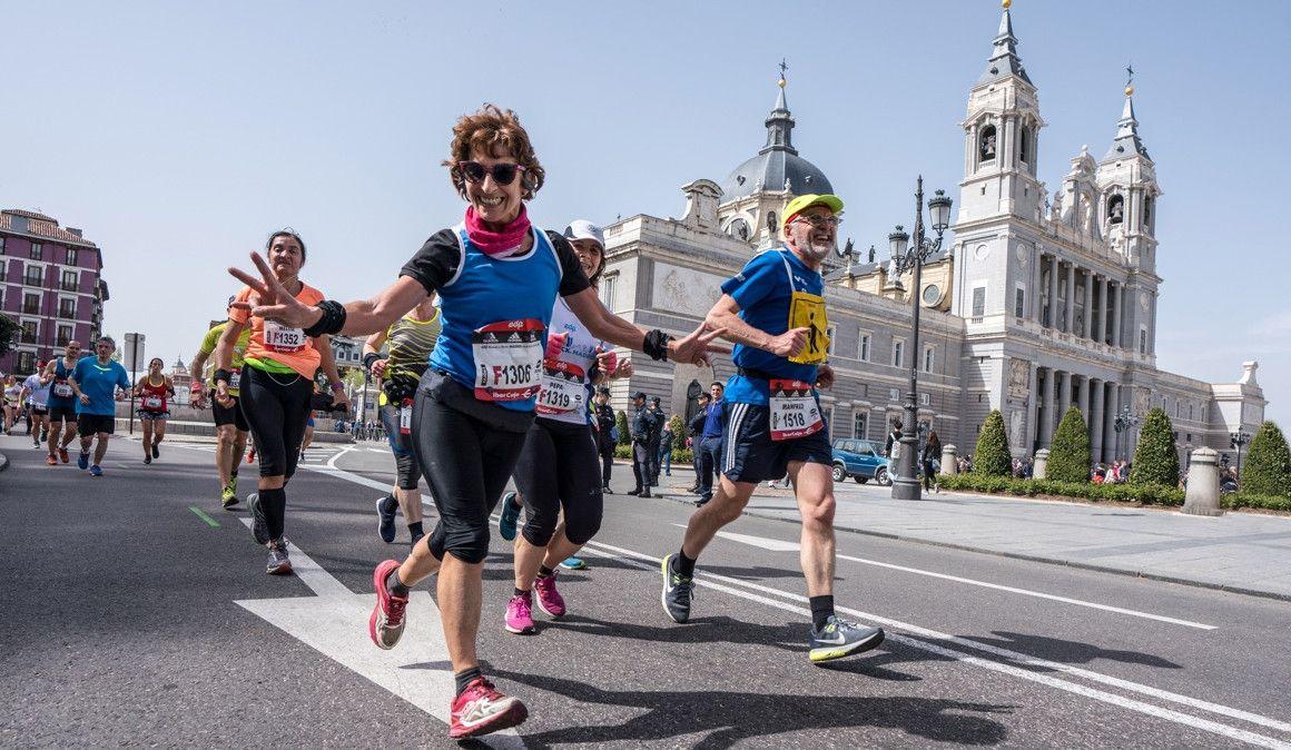 Los expertos hablan: Madrid, el maratón más bonito de España
