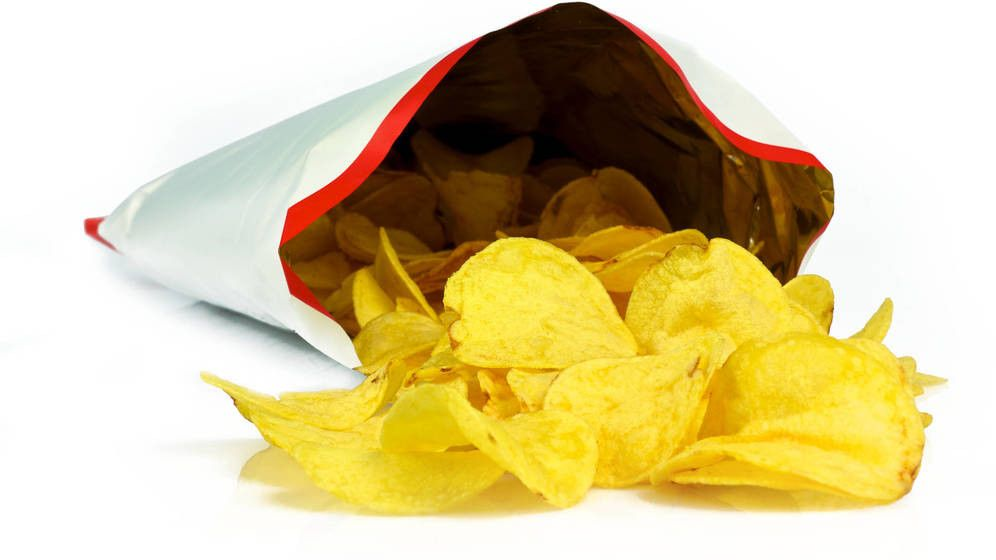Cómo una bolsa de patatas fritas te puede ayudar a correr mejor