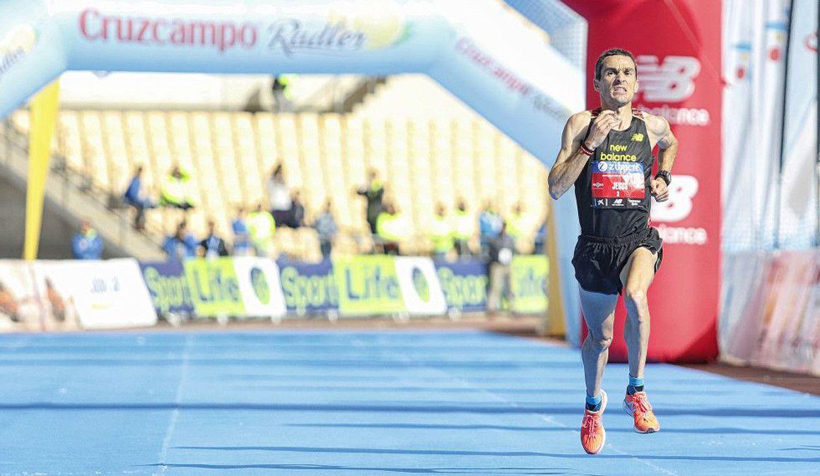 Los consejos de Jesús España para las últimas 48 horas antes de un maratón
