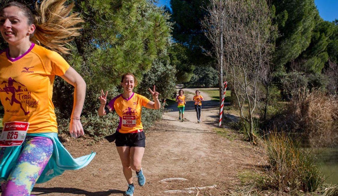 Todas las fotos del Trail de la Mujer