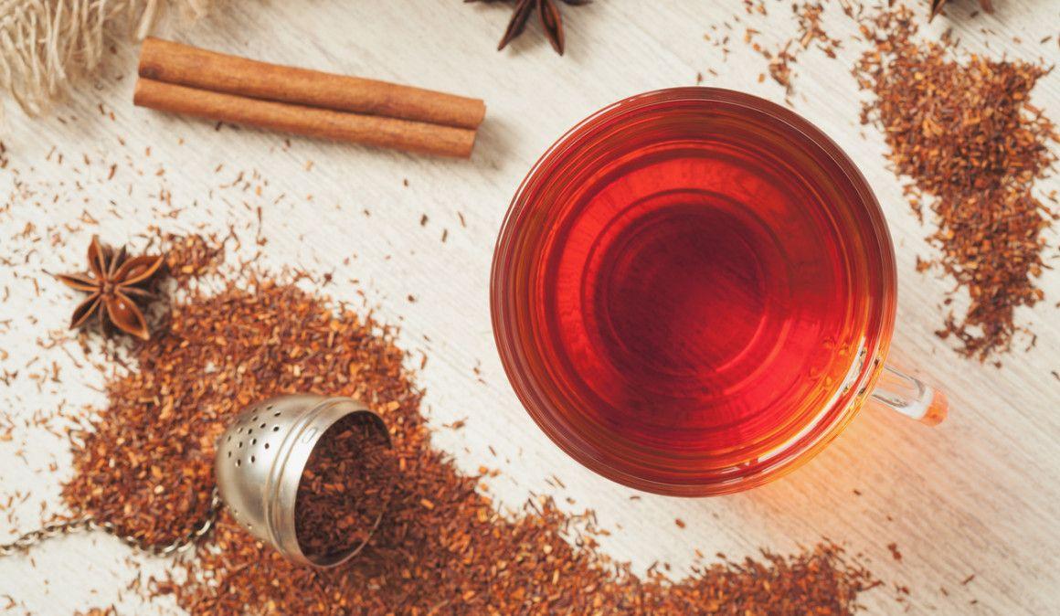 Roiboos, el té de los corredores