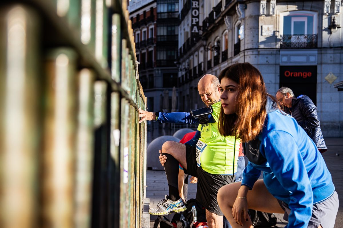 Carrera BOMBEROS Madrid 2019
