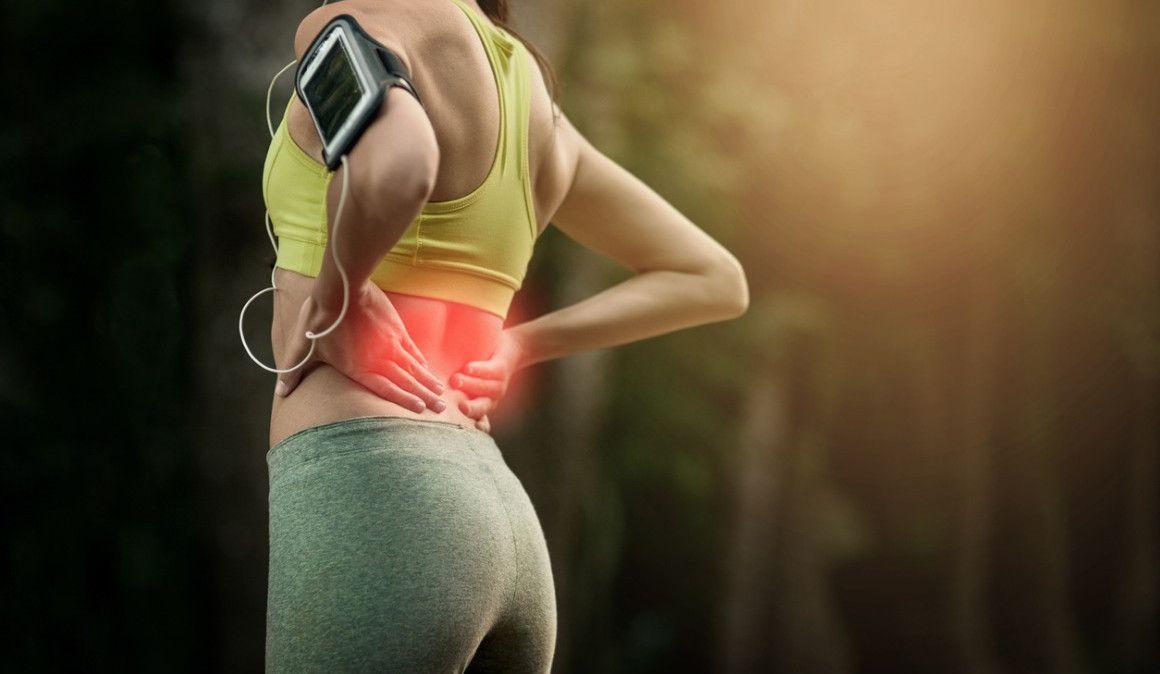 Síntomas de la ciática en corredores