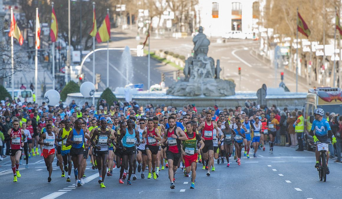 Evita los 6 errores que pueden estropear tu medio maratón