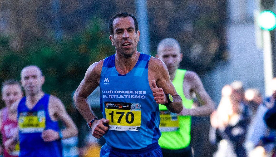 2:17:21 en maratón sin pasar de 110 kilómetros a la semana