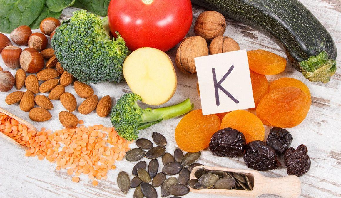 Imagenes de alimentos con vitamina k