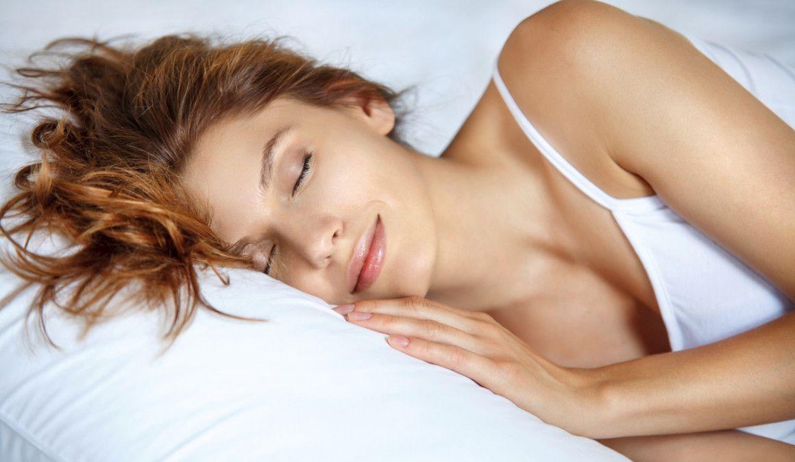 ¿Es cierto que dormir adelgaza?