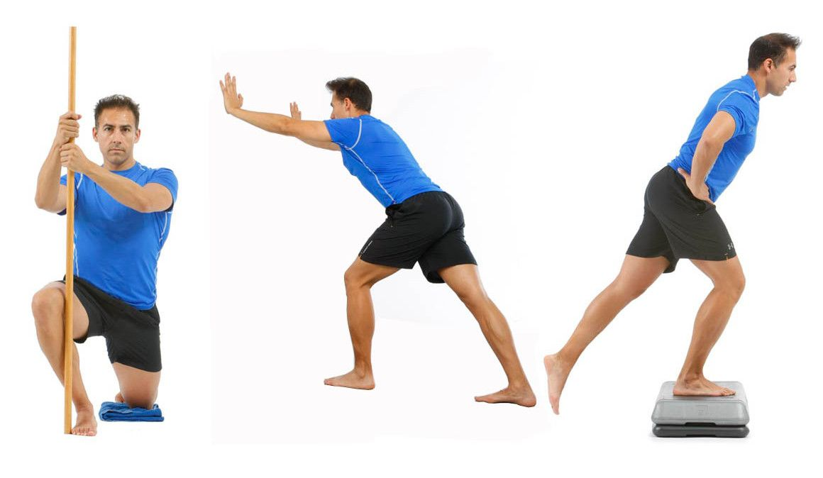 Dorsiflexión del tobillo para corredores