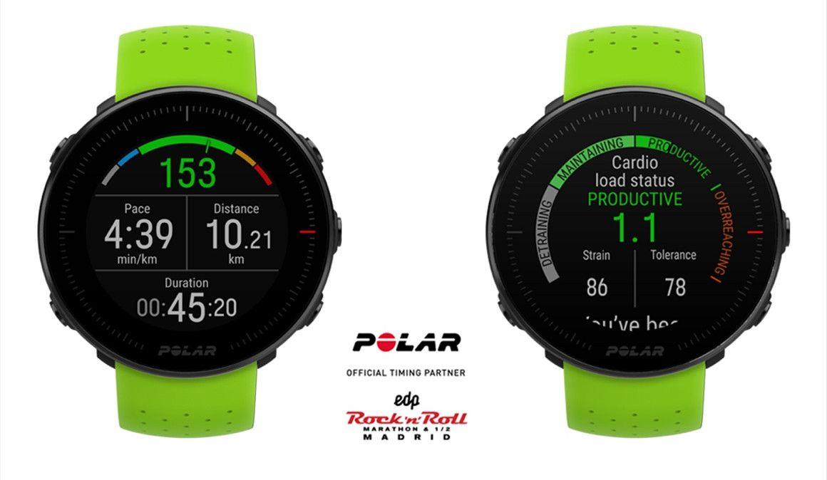 Polar presenta una edición limitada del Vantage M