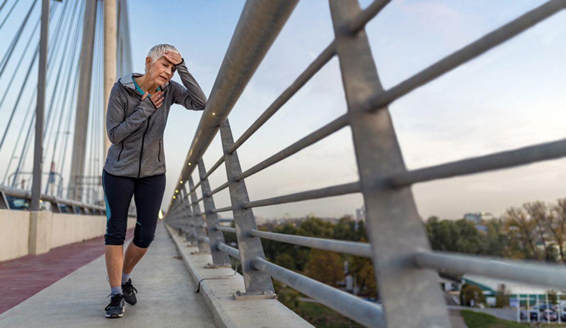Como reconocer las señales de infarto femenino