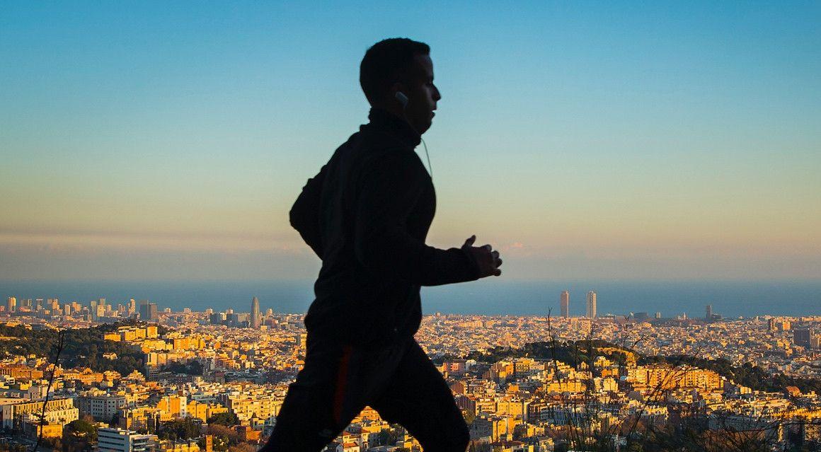 Cómo disminuir el impacto de la contaminación mientras corres