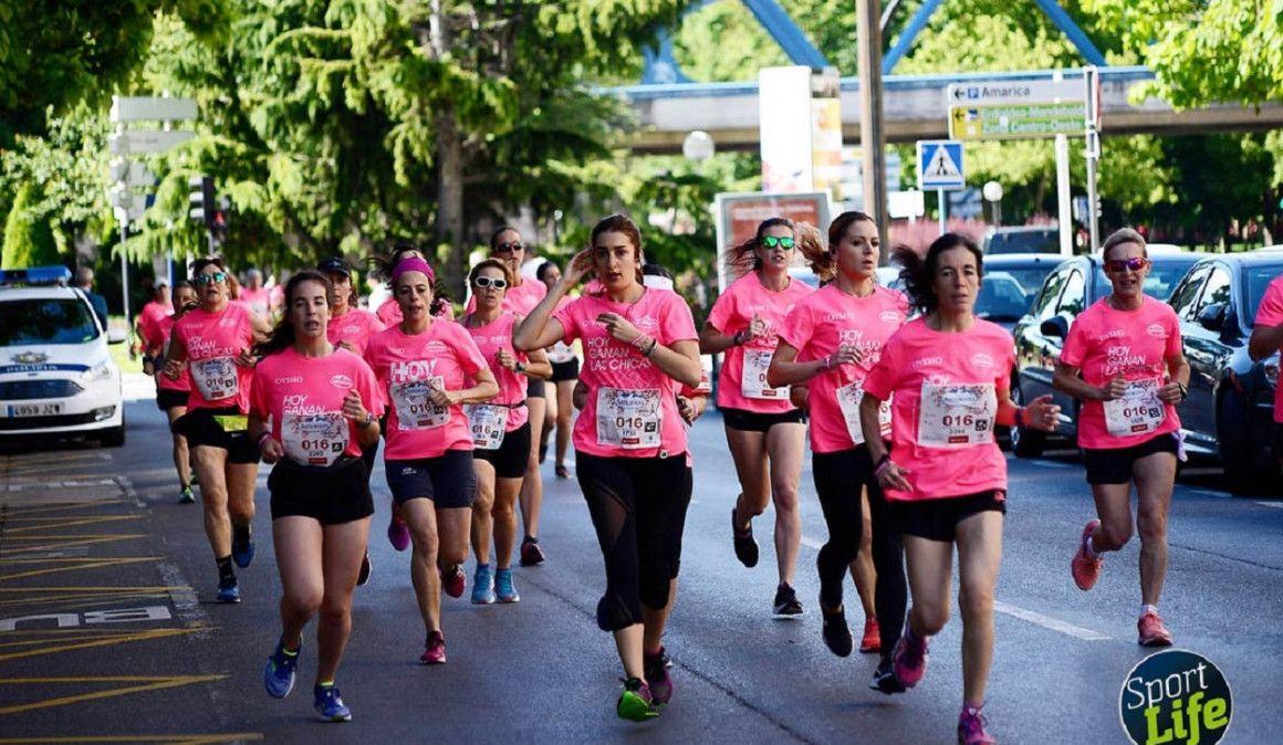 Ya hay fecha de apertura para la Carrera de la Mujer de Vitoria y Gijón