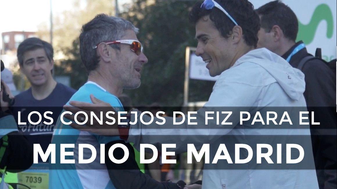 Las claves de Martín Fiz para el Medio Maratón de Madrid