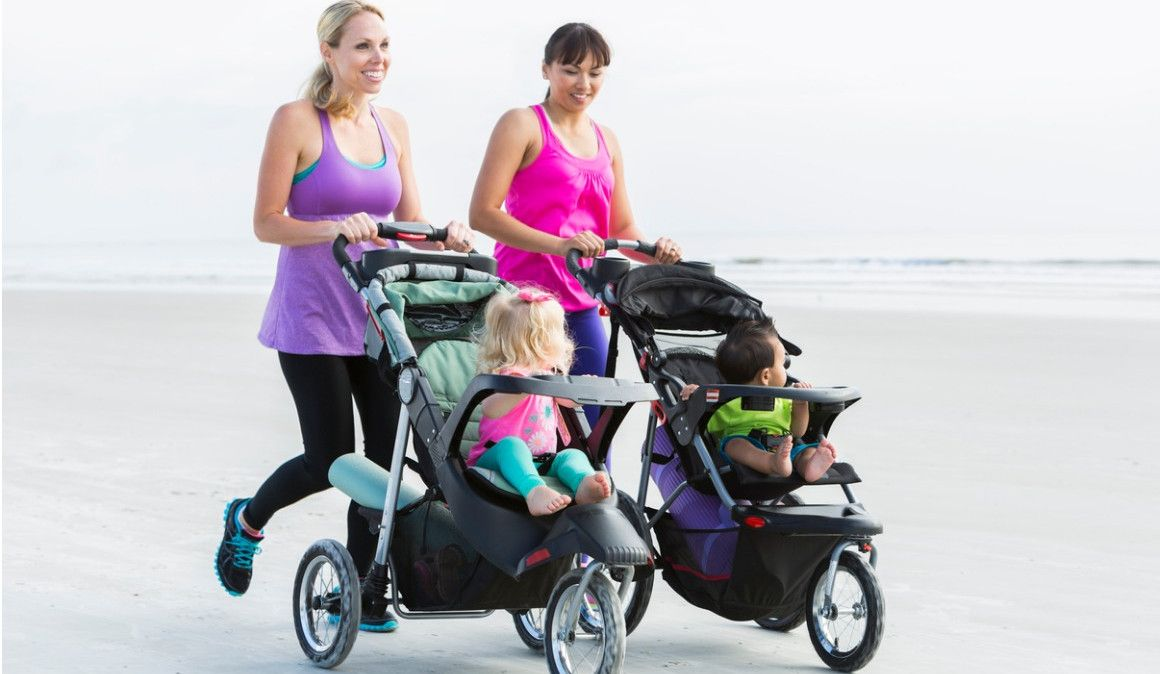 Consejos para salir a correr con tu bebé