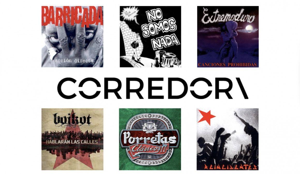 Rock en castellano para corredores