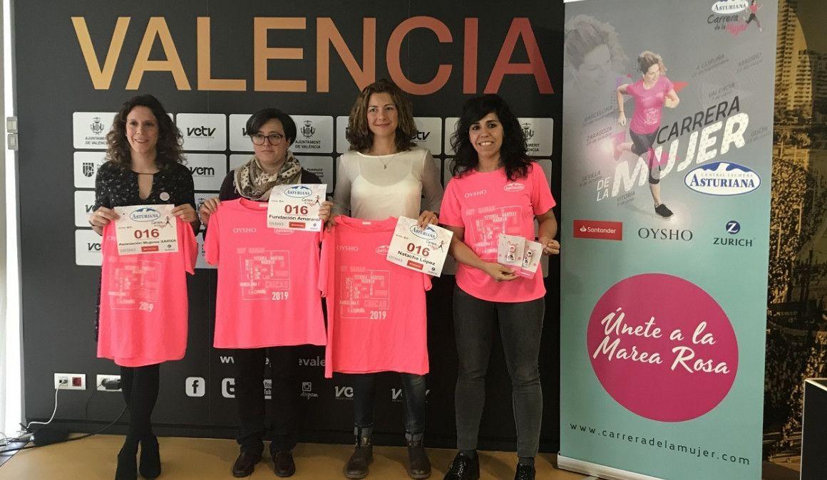 La marea rosa de Valencia cumple este domingo 15 años