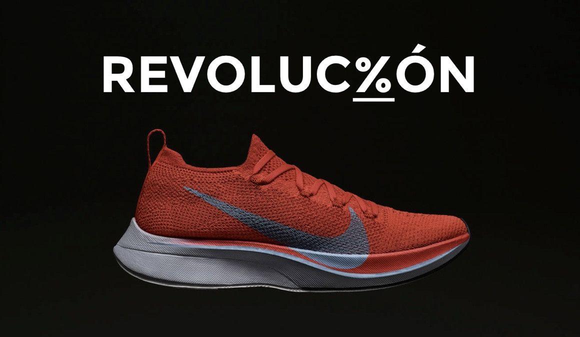 ¿Por qué las Nike Vaporfly 4% han revolucionado el mundo del corredor?